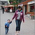 2011 歐洲之旅 Day 25-5 瑞士 薩斯菲小鎮