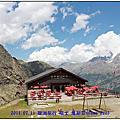 2011 歐洲之旅 Day 26-3 瑞士 薩斯菲~纜車&玩沙~義大利 科摩~Hotel Ibis