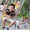 (4Y0M)。生日-兒童樂園