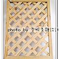 【南方松防腐木格網】【進口南方松、台灣製造】木圍籬、木欄杆、木網片、斜紋、菱形,有框無框特,接受訂製