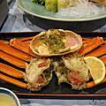~吃螃蟹啦~