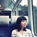 瑞士蜜月旅行-Day 2 (冰河列車)