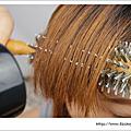 【美髮】獨家教學✿免燙髮也能做出浪漫大波浪捲捲髮