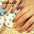 ░指甲也要每天換新衣---韓國Elizavecca果凍指甲貼片
