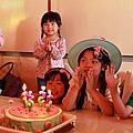 20121104靚靚五歲生日趴_象園咖啡