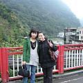 秦瑩和我的烏來行