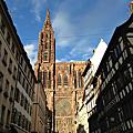 Wayne et Ann à Strasbourg