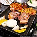 濟州島單車環島Day1:黑豬肉一條街、鮮魚一條街@台灣捷安特