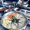 濟州島單車環島Day4:黑豬肉湯麵。城山傳統韓式定食@台灣捷安特