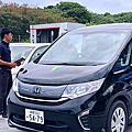 【自駕玩沖繩】Nippon Rent a Car租Honda 八人座@Tabirai