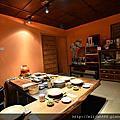 桃園中壢區日本料理。坐著做