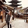 【森の京都】菅原院天滿宮神社、清水寺八年坂,早到無人好好拍@2018Xmas