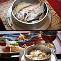 【道後溫泉區】吃宇和島鯛魚飯之かどや 道後店