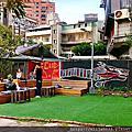 【台北木柵】自由之丘,在窄巷裡的開放藝術咖啡啤酒屋@近木柵國小