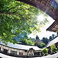 2013酷暑日本-延曆山