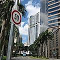 新加坡路上風光