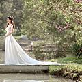 Elley婚紗作品