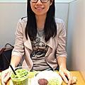 日本美食@大阪-nana's green tea