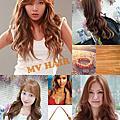 染髮-古銅色