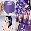染髮-紫外光髮色
