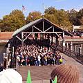 2011.09.03【旅遊】紐約NewYork自由行Day1(上)時代廣場、自由女神與艾利斯島移民歷史博物館