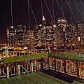 2011.09.03【旅遊】紐約NewYork自由行Day1(下)南街海港、布魯克林大橋、法拉盛松亭旅館