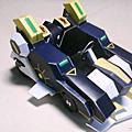 跑跑卡丁車(紙模型)