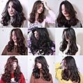 2018女生髮型