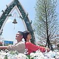 107/4/8洲際棒球文創園區、福田社區、霧峰貓頭鷹教堂、新綠川