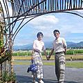 107/12/4新社花海、高美濕地