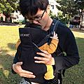 Stokke® MyCarrier嬰兒背帶
