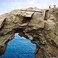 20141224深澳象鼻岩