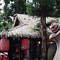 20140726 溪頭松林町妖怪村