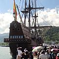 2010.09.22 去烏石港看安達魯西亞號