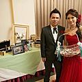 [蔓蒂\討囍]台南新營【民雄海鮮餐廳】婚禮主持+婚禮佈置