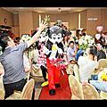 [蔓蒂\討囍]台南【丸三海津餐廳】婚禮主持