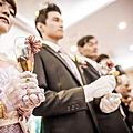 [蔓蒂\討囍]台南【濃園滿漢餐廳】婚禮主持