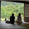 2011京阪艷夏自由行-京都嵐山天龍寺
