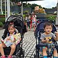 2016 Jul Emma2Y8M.Mark1Y3M.劍湖山世界.台東熱氣球嘉年華