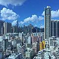 2017 Jul 香港.深水埗.簡悅飯店
