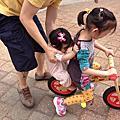 米騎腳踏車