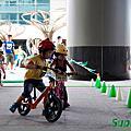 20150905miffy滑步車比賽