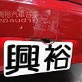 【Hyundai 】DOD RX7W 超薄後視鏡型 高畫質行車記錄器 ALPINE INE-W701E 7吋DVD/USB/AUX/IPHONE/IPOD觸控螢幕主機 *內建導航.繁體中文+ 倒車
