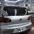 【Volkswagen 】FOCAL 福斯 Golf 6 專用兩音路喇叭 IFVW Golf 6 *適用福斯Golf 6 三門/五門車種 安裝簡單 即插即用 + 前門隔音