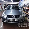 【 Volkswagen】TOUREG裝Pioneer AVH-X5650BT 2014年7吋DVD/CD/AUX/USB//iPod/iPhone觸控螢幕藍芽主機*支援Android.動態APP 繁體中文 +倒車+導航