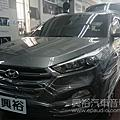 【Hyundai】TUCSON 裝 全景通AVM 360度行車環景輔助系統(一代) 四鏡頭無縫式影像/H.264壓縮格式/行車記錄