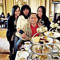 香港:半島酒店下午茶