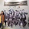 【夏季綠色版】EXO限期紀念商店:BOY WHO CRIED WOLF (BWCW)