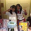 130415「会いたかった」公演 市野成美・小林絵未梨 生誕祭