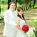 20100909  mountain 的婚紗照